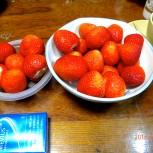 放置イチゴ