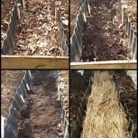 腐葉土、堆肥作り